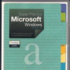 Libros de segunda mano: CURSO PRÁCTICO MICROSOFT WINDOWS PARA VISTA Y XP. 8. WORD. NIVEL AVANZADO. CD EL PAIS 2008. Lote 40699630