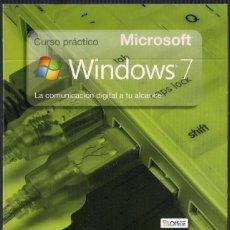 Libros de segunda mano: CURSO PRÁCTICO MICROSOFT WINDOWS 7. Nº 6 APROVECHA TODAS LAS CARACTERÍSTICAS DEL PC. CD EL PAIS 2010. Lote 40699673