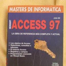 Libros de segunda mano: ACCESS 97. Lote 41078382