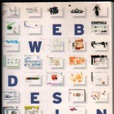 Libros de segunda mano: WEB DESIGN INDEX 3 - GUNTER BEER - EN INGLES - MUY ILUSTRADO - INCLUYE CD-ROM *. Lote 42239585