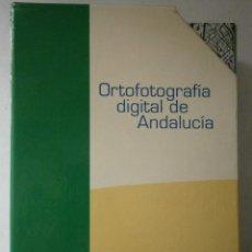 Libros de segunda mano: ORTOFOTOGRAFIA DIGITAL DE ANDALUCIA 8 DVD ROM 2004. Lote 43266125