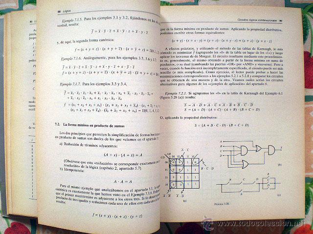 Libros de segunda mano: G. Fernández, F.S. Vacas: Fundamentos de Informática (Alianza Editorial, 1ª Edición) Muy buen estado - Foto 4 - 43930270