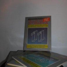 Libros de segunda mano: TALLER DE INFORMÁTICA. BIBLIOTECA PRÁCTICA. VOLUMENES 16 AL 20. Lote 44343844