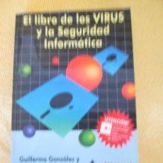 Libros de segunda mano: EL LIBRO DE LOS VIRUS ED. RAMA. Lote 44657207