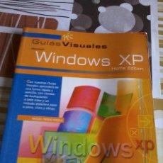 Libros de segunda mano - GUÍAS VISUALES WINDOWS XP HOME EDITION. MULTIMEDIA ANAYA EST12B3 - 45760100