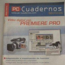 Libros de segunda mano - Curso de Adobe Premiere Pro - PC Cuadernos técnicos - Nº 20 - 45773258