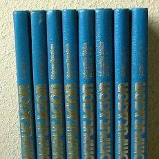 Libros de segunda mano: INFORMÁTICA Y COMPUTACIÓN - 8 TOMOS COMPLETA - ARGOS VERGARA 1989 - VER INDICES. Lote 45861843