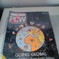 Libros de segunda mano: AMSTRAD PCW - THE OFFICIAL AMSTRAD PCW MAGAZINE. Lote 46287936