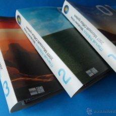 Libros de segunda mano: MANUAL PRACTICO WINDOWS VISTA Y 2007 MICROSOFT OFFICE SYSTEM - EL PAIS - 3 VOLUMENES . Lote 47436995