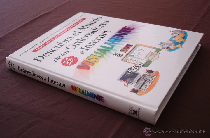 Libros de segunda mano: DESCUBRA EL MUNDO DE LOS ORDENADORES E INTERNET - ESPECIAL PARA READER'S DIGEST SELECCIONES, 1999 - Foto 2 - 47915618