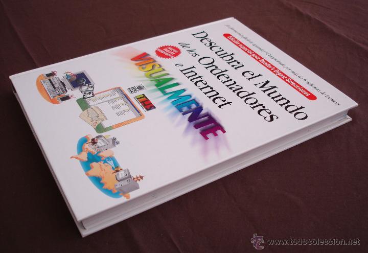 Libros de segunda mano: DESCUBRA EL MUNDO DE LOS ORDENADORES E INTERNET - ESPECIAL PARA READER'S DIGEST SELECCIONES, 1999 - Foto 3 - 47915618
