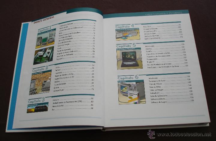 Libros de segunda mano: DESCUBRA EL MUNDO DE LOS ORDENADORES E INTERNET - ESPECIAL PARA READER'S DIGEST SELECCIONES, 1999 - Foto 4 - 47915618