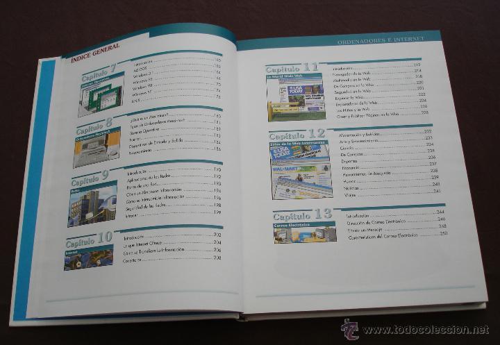 Libros de segunda mano: DESCUBRA EL MUNDO DE LOS ORDENADORES E INTERNET - ESPECIAL PARA READERS DIGEST SELECCIONES, 1999 - Foto 5 - 47915618