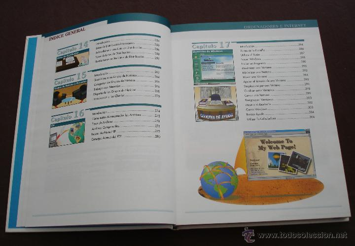 Libros de segunda mano: DESCUBRA EL MUNDO DE LOS ORDENADORES E INTERNET - ESPECIAL PARA READERS DIGEST SELECCIONES, 1999 - Foto 6 - 47915618