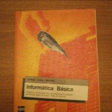 Libros de segunda mano: LIBRO INFORMATICA BASICA - GALLEGO LOWY MANSILLA--. Lote 48109644