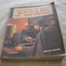 Libros de segunda mano - LOS SECRETOS DE LA DEPURACION DE SOFTWARE - TRUCK SMITH - ETISA - BARCELONA - 1987. - 48336329
