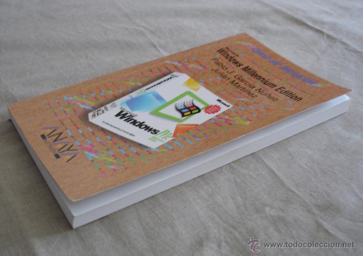 Libros de segunda mano: WINDOWS MILLENNIUM EDITION - GUIA DE INICIACIÓN - PABLO J.GARCIA NUÑEZ JULIAN MARTINEZ - ANAYA 2000. - Foto 3 - 48346271