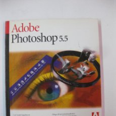 Libros de segunda mano: ADOBE PHOTOSHOP 5.0- 1998. GUIA DEL USUARIO PARA MACINTOSH Y WINDOWS.. Lote 48905201