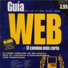 Libros de segunda mano: GUIA WEB NUMERO 12 CON MAS DE 10,000 DIRECCIONES WEBS ------(REF M1 E1). Lote 50174903