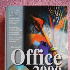 Libros de segunda mano: OFFICE 2000 ANAYA 1999 EDICION 1ª LA BIBLIA GINI COURTER CON CD ROM. Lote 50199165