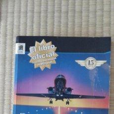 Libros de segunda mano: LIBRO OFICIAL DE MICROSOFT FLIGTH SIMULATOR 98. Lote 50964664