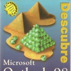 Libros de segunda mano: DESCUBRE MICROSOFT OUTLOOK 98. Lote 52274643