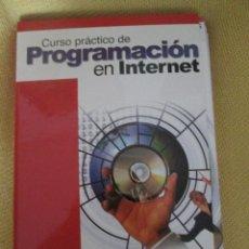 Libros de segunda mano: CURSO PRACTICO DE PROGRAMACION EN INTERNET - TOMO 3. Lote 52313048