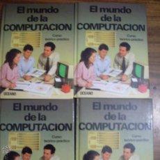 Libros de segunda mano: EL MUNDO DE LA COMPUTACION OCEANO . Lote 52571869