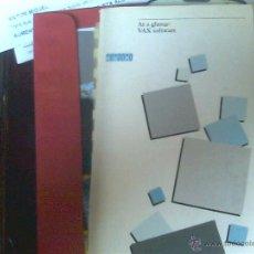 Libros de segunda mano: VAX SOFTWARE. Lote 52934600