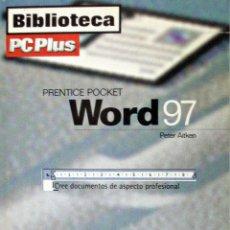 Libros de segunda mano: WORD 97 PRENTICE HALL. Lote 53045130