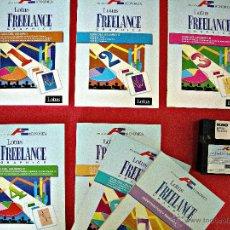 Libros de segunda mano: LOTUS FREELANCE GRAPHICS (ACTUALIDAD ECONÓMICA). Lote 53049301