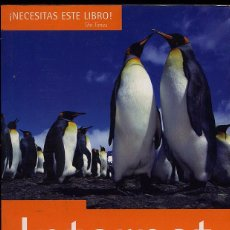 Libros de segunda mano: MANUALES SIN FRONTERAS - INTERNET - EDICION 2002 - MAS DE 2000 WEBS - 14 X 10 CM -(REF-SAMIIZES1). Lote 53270650
