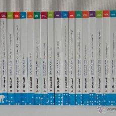 Libros de segunda mano: COMPUTER & WEB; EL CURSO DEFINITIVO. COMPLETO EN 30 TOMOS, COMO NUEVO!!!. Lote 53680899