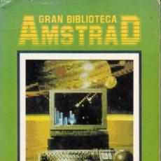Libros de segunda mano: CLAVES DE LA INFORMÁTICA HOY. GUÍA PRÁCTICA. GRAN BIBLIOTECA AMSTRAD. MADRID 1986.. Lote 53774978