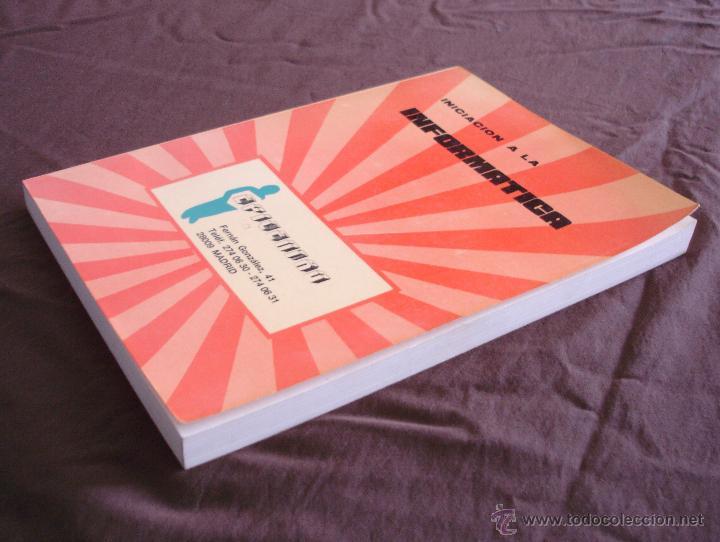 Libros de segunda mano: INICIACION A LA INFORMATICA - EPICENTRO - MADRID SIN FECHA DE EDICIÓN. - Foto 3 - 49444990