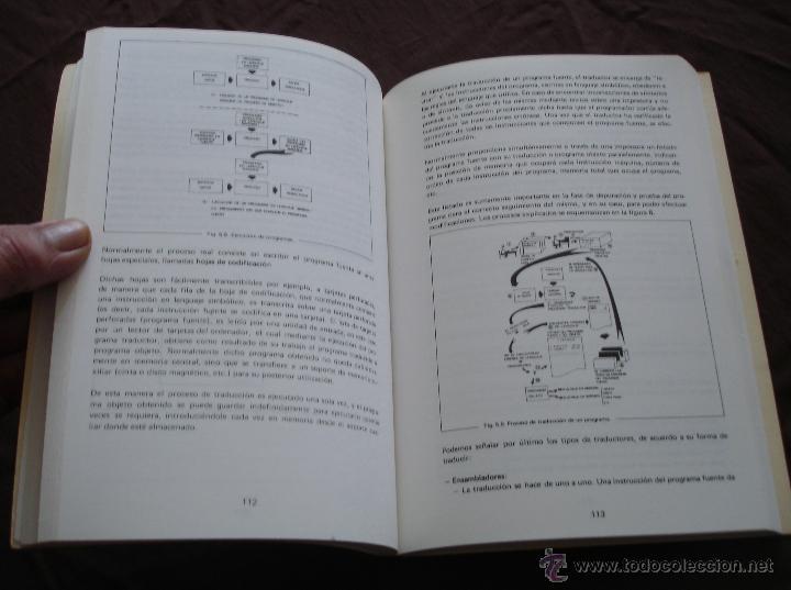 Libros de segunda mano: INICIACION A LA INFORMATICA - EPICENTRO - MADRID SIN FECHA DE EDICIÓN. - Foto 5 - 49444990