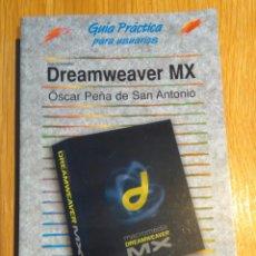Libros de segunda mano: GUÍA PRÁCTICA DREAMWEAVER MX. Lote 53777443