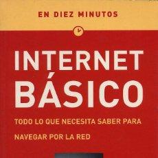 Libros de segunda mano: INTERNET BASICO ------------(REF M1 E1). Lote 54716431