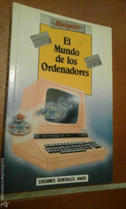 Libros de segunda mano: El mundo de los ordenadores.Anaya.1985 - Foto 2 - 55086476