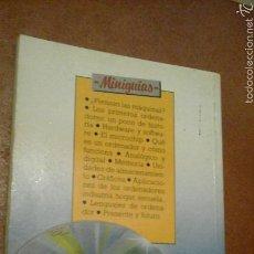 Libros de segunda mano: EL MUNDO DE LOS ORDENADORES.ANAYA.1985. Lote 55086476