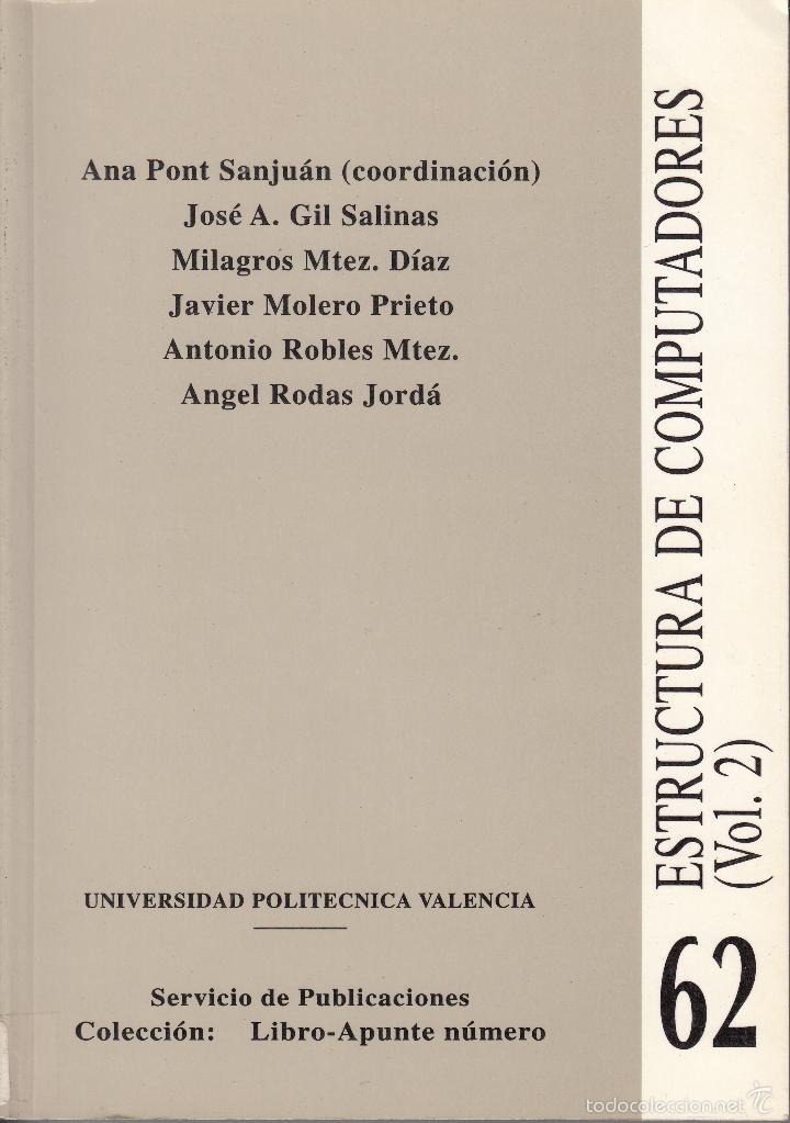Libros de segunda mano: EL LENGUAJE DE PROGRAMACIÓN JAVA(TM). AA. VV. 356 pp.. U.POLITÉCNICA VALENCIA. - Foto 2 - 55201942