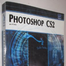Libros de segunda mano: 2006 PHOTOSHOP CS2 PARA PC/MAC *. Lote 56042276