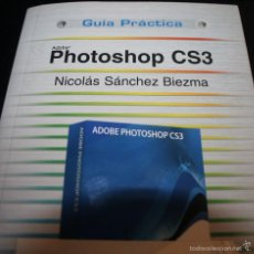 Libros de segunda mano: PHOTOSHOP CS3.. Lote 56742154