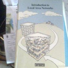 Libros de segunda mano: INTRODUCTION TO LOCAL AREA NETWORKS. Lote 56973134