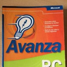 Libros de segunda mano: AVANZA PC. SCOTT H. A. CLARK. LIBRO INFORMATICA. Lote 57005218