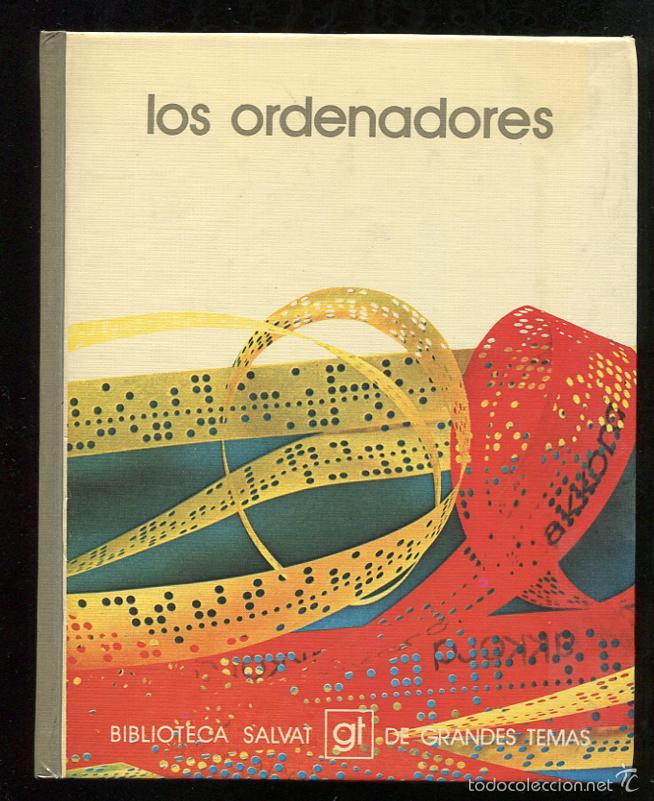 LOS ORDENADORES - BIBLIOTECA SALVAT DE GRANDES TEMAS (Libros de Segunda Mano - Informática)