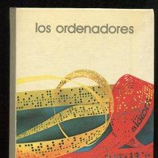 Libros de segunda mano: LOS ORDENADORES - BIBLIOTECA SALVAT DE GRANDES TEMAS. Lote 57353702