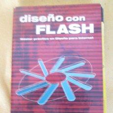 Libros de segunda mano: DISEÑO CON FLASH Nº 1. Lote 57412730