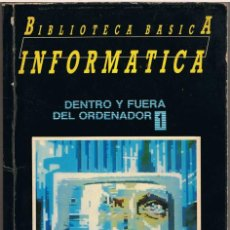 Libros de segunda mano: LOTE 5 LIBROS DE LA BIBLIOTECA BASICA INFORMATICA 1985. Lote 57571341