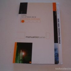 Libros de segunda mano: VV. AA. DISEÑO DE PÁGINAS WEB 2000. MANUAL DEL CURSO. RMT75312. . Lote 57592844